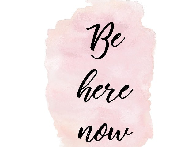 Quote FlexYourMind be here now